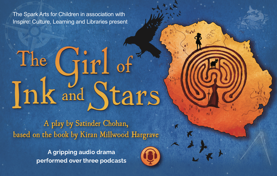 The Girl of Ink and Stars - Learning Programme